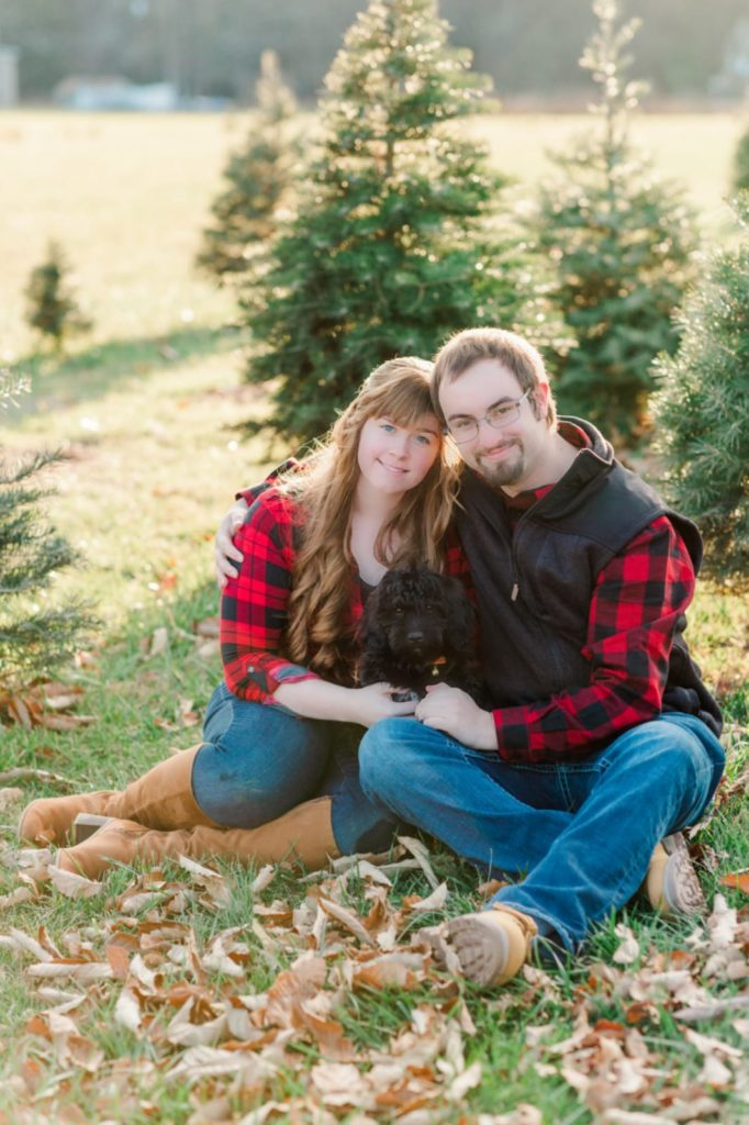 About David and Ashley Mcfarland.